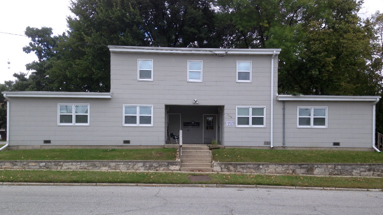 Apartments for Rent, 304 North Connecticut, Mason City, Iowa