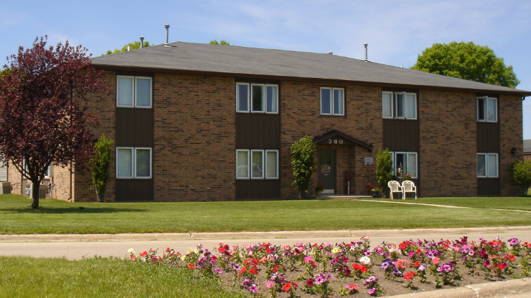 Apartments for Rent, 360 South Yorktown Pike, Mason City, Iowa