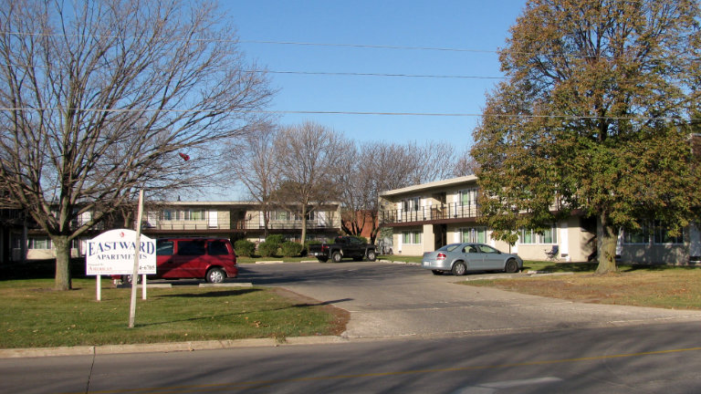 Apartments for Rent, Eastward Apartments, Mason City, Iowa