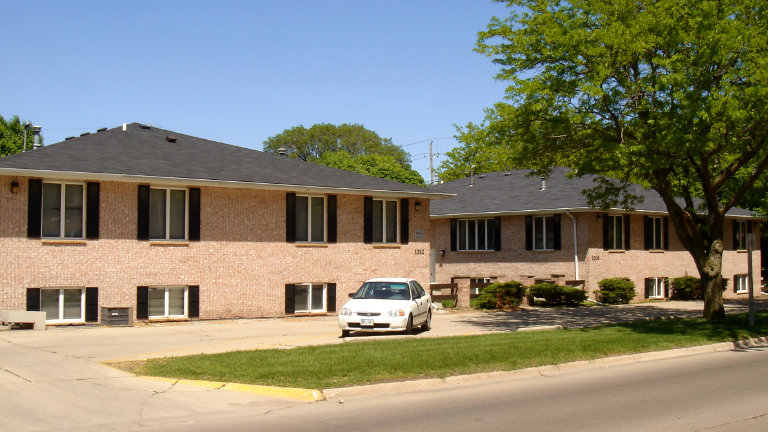 Apartments for Rent, Georgetown Apartments, Mason City, Iowa