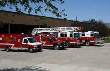 Mason City Fire Department