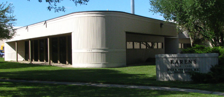 Briarstone commercial office spaces for rent in Mason City, Iowa